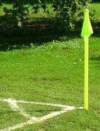 Fußballtraining - Eckball und Freistoß