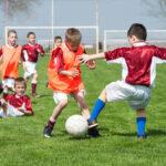 1 gegen 1 defensiv – taktisches Verhalten