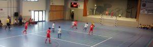 Hallenfußball