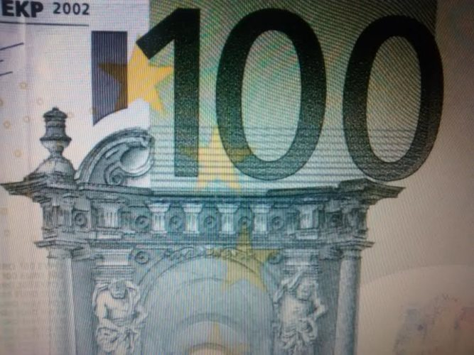100 Euro-Schein