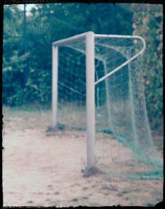 Fußball Bolzplatz