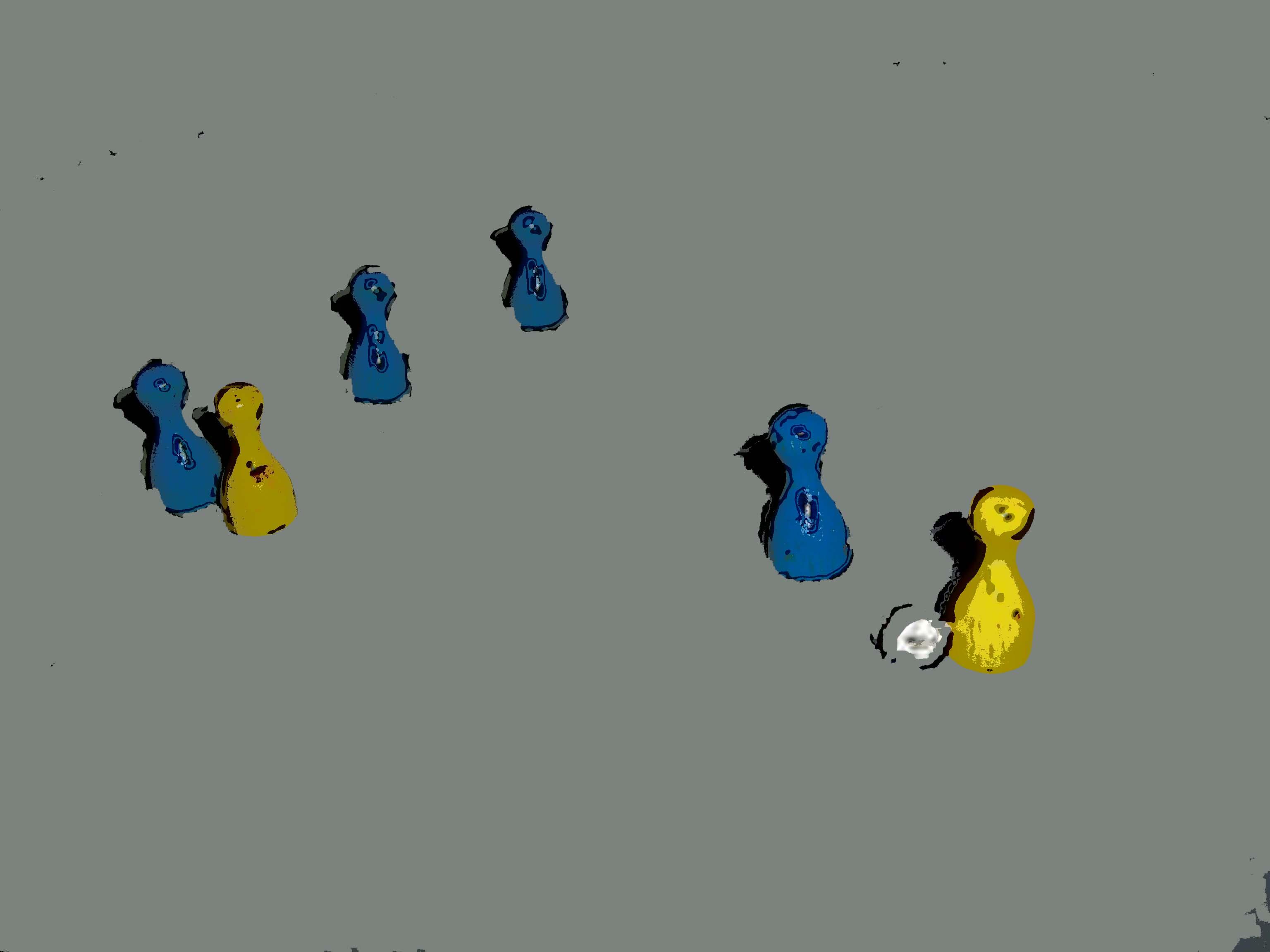 Futsal 2 gegen 4