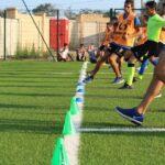 Leistungstests für Fußballer