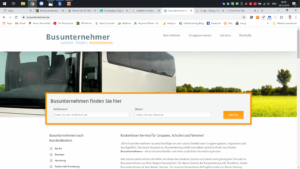 busunternehmer.de screenshot