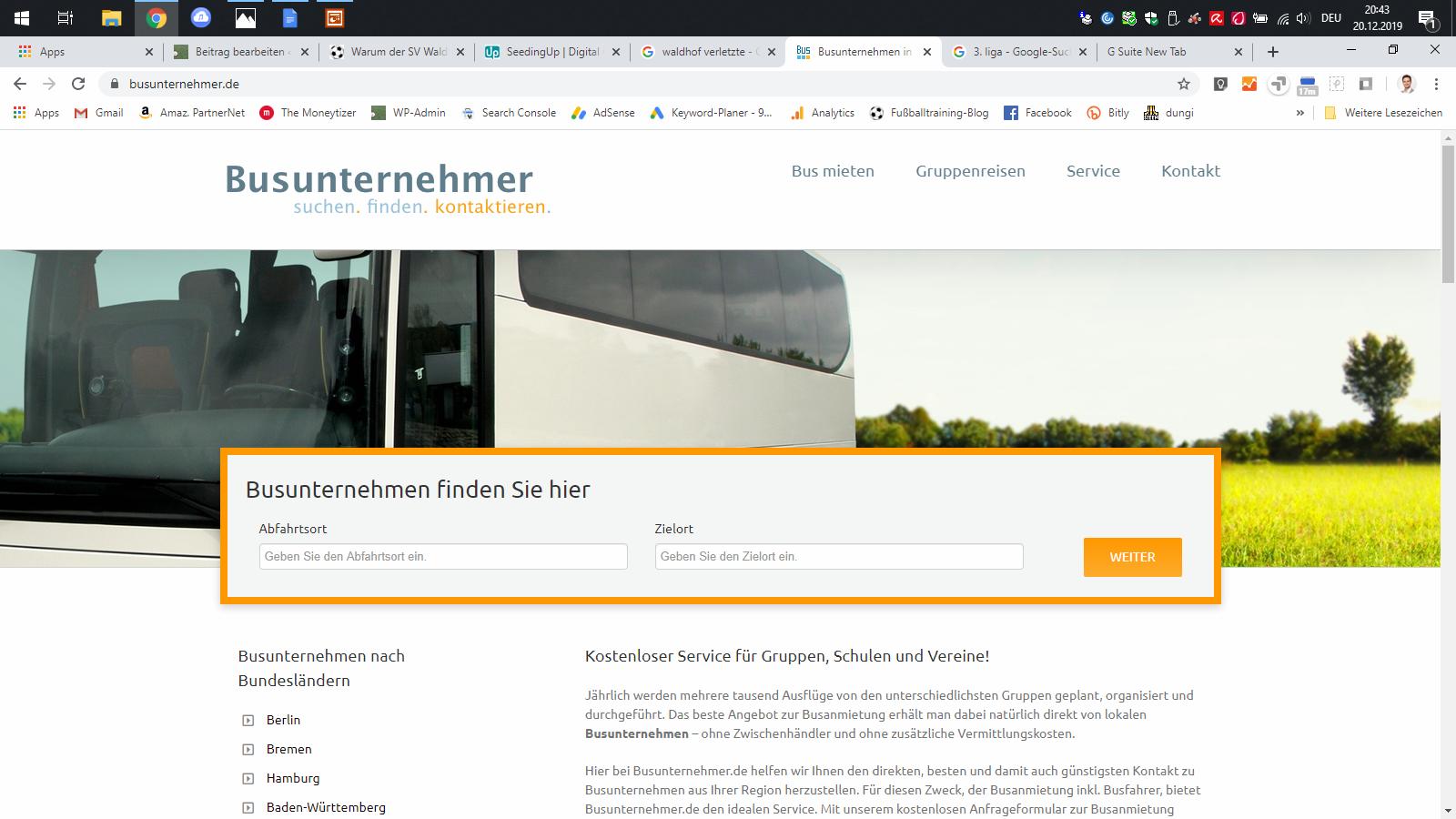busunternehmer.de screenshot