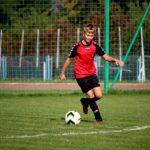 Einzeltraining im Fußball
